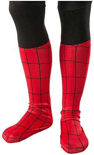 Rubie's Costume Co - Ultimate Spider-Man Kids Boot Covers