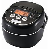 TIGER 圧力IH炊飯ジャー 炊きたて (5.5合炊き)ブラック JKP-A100-KS