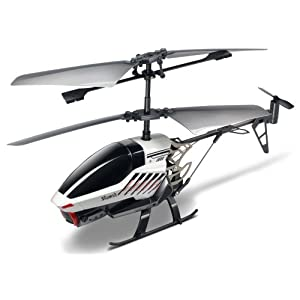 Silverlit Spy Cam-2 2.4GHz 3-Channel Gyro Helicopter with Video Camera (