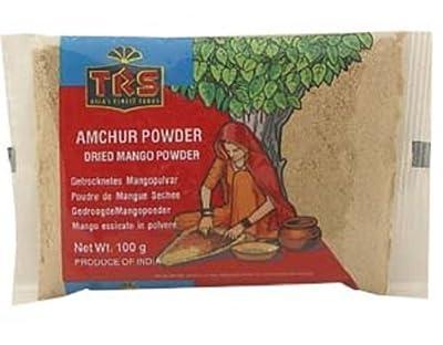 Indische Amchur Mangopulver - 100g von TRS bei Gewürze Shop