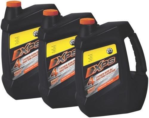 Sea-Doo PWC XPS 4-Stroke Synthetic Blend Oil - Case 3 Gallons 293600122