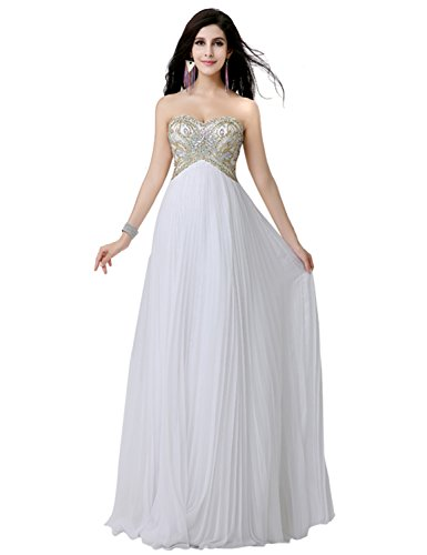 Favebridal Women's Long Formal Evening Party Dress AJ027
