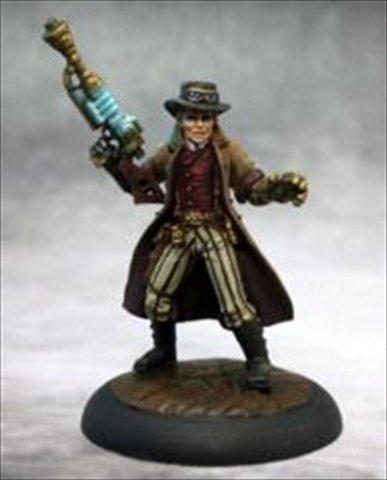 Dr. Charles Bennet, Steampunk Hero