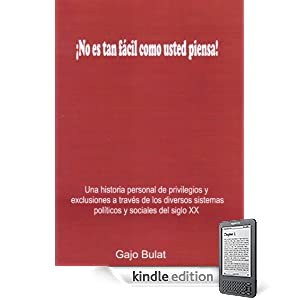 No es tan fcil como usted piensa! (Spanish Edition)