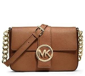MICHAEL Michael Kors Fulton Small Messenger (Luggage)