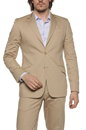 Gianfranco Ferre GF Suit ALFREDO, Color: Beige, Size: 56