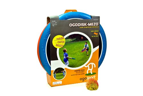 Ogosport Ogodisk Mezo (Fpp Version) , Blue/Orange (Ogosport Llc compare prices)