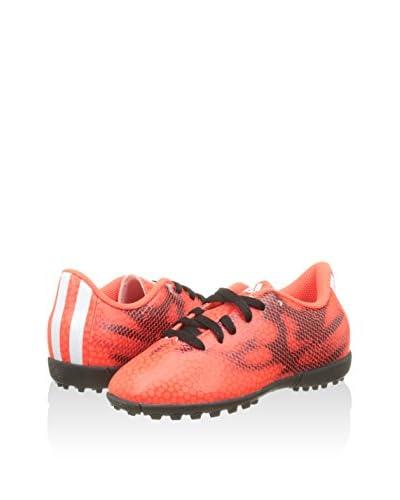 adidas Scarpa Da Calcetto F5 Tf J [Rosso]