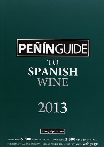 Penin Guide to Spanish Wine 2013