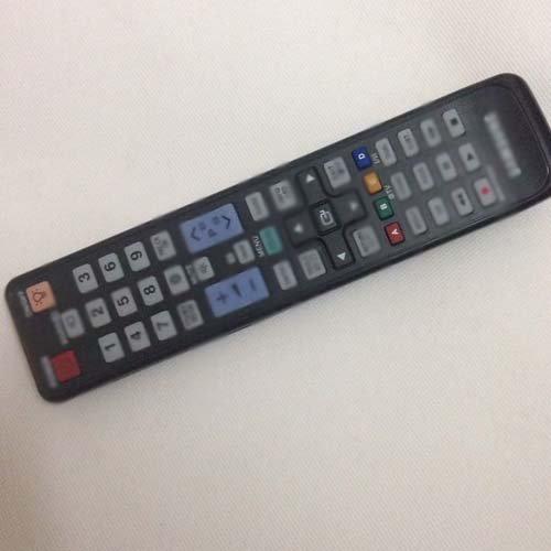 Z&T Remote Control Fit For Samsung Ln46C550J Ln37C550J1F Ln46C550J1Fxzc Plasma Lcd Led Hdtv