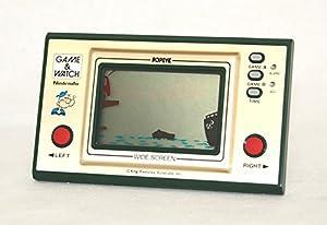任天堂 Nintendo PP-23 ポパイ(POPEYE) GAME&WATCH ゲーム&ウォッチ(ゲームウォッチ)ワイドスクリーン