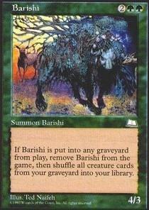 Magic: the Gathering - Barishi - Weatherlight by Magic: the Gathering