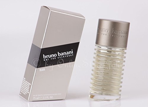 Bruno Banani Man Eau de Toilette 75ml Spray