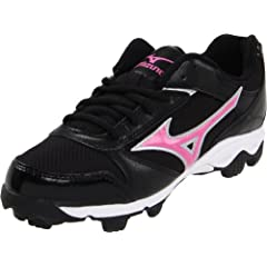 Buy Mizuno Youth Finch Franchise 4 Baseball Cleat (Little Kid Big Kid) by Mizuno