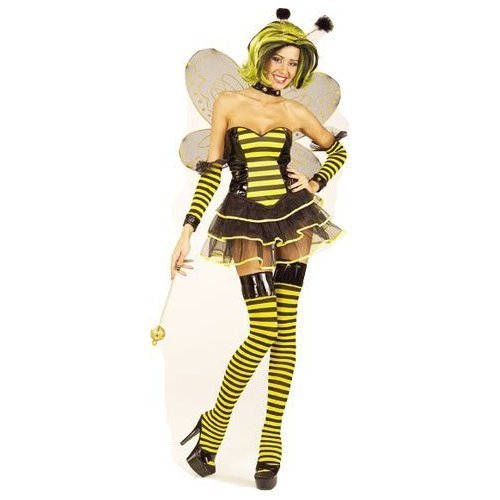 The Queen Bee Costume -Includes many accessories except the Wig, Shoes and Wand