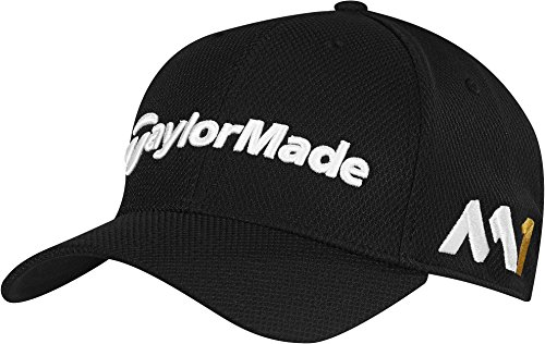 taylormade-new-era-tour-39thirty-kappe-herren-schwarz-m-l