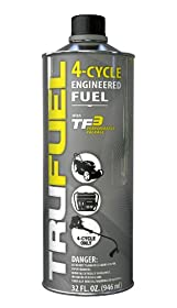 TruFuel (6527238) 4-Cycle Ethanol-Free Fuel for Outdoor Power Equipment - 32 oz. (Case of 6)