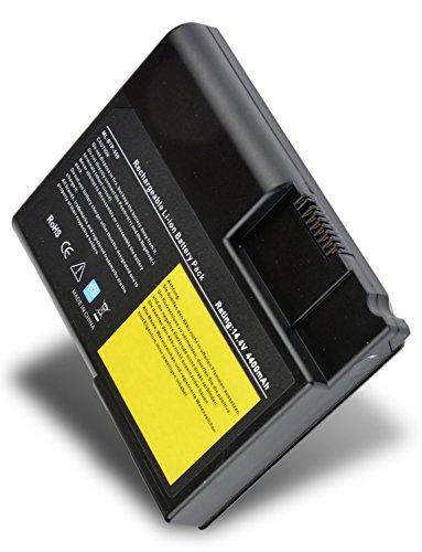 Batterie de remplacement pour Acer BT.A0101.001 ( 4400mAh / 14.4V )