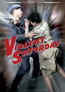 Violent Saturday [DVD] (1955)
