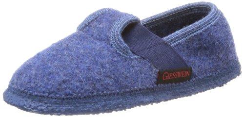 Giesswein  Türnberg,  Pantofole bambino, Blu (527 / jeans), 32