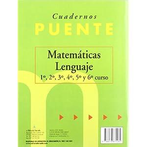 Puente lenguaje, 1 educación primaria