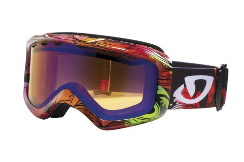Giro Damen Skibrille Charm 12, One size