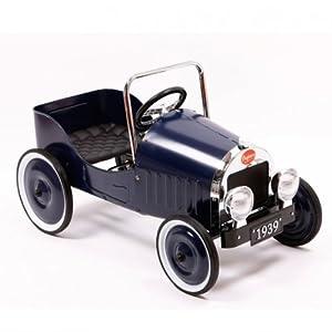 Baghera Classic Ride in Car, Blue