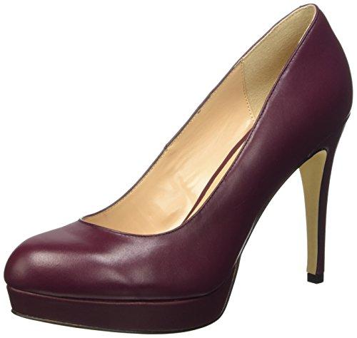 Bata 7245794, Scarpe col tacco,Donna, Rosso ( Bordeaux), 37