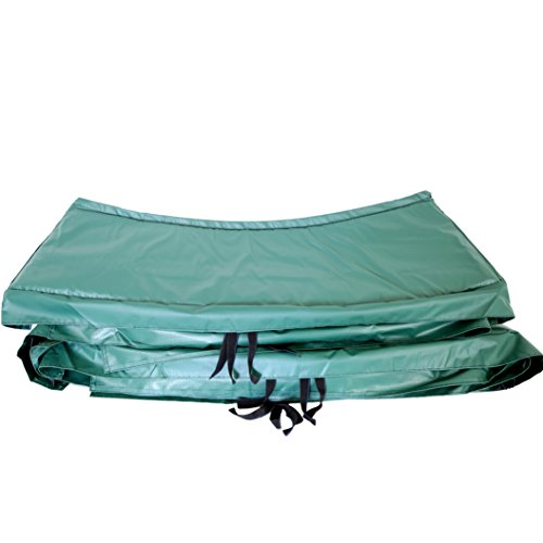 Skywalker Trampolines Round Spring Pad, 12', Green (Trampoline Pad 12 compare prices)