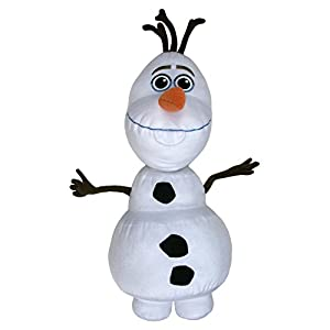Disney Disney's Frozen Olaf Cuddle Pillow from Franco Manufacturing Co Inc