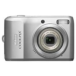 Nikon デジタルカメラ COOLPIX (クールピクス) L20 シルバー L20SL