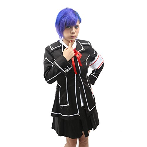 Anime Vampire Knight Costume Day Night Class Uniform Cosplay Outfit