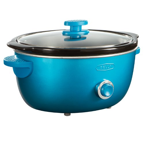 Dots Collection 6QT Manual Slow Cooker