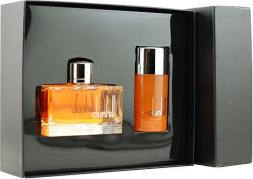 Dunhill Pursuit by Alfred Dunhill For Men. Set-edt Spray 2.5-Ounces & Deodorant 2.9-Ounces