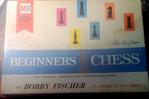 Beginners Chess by Bobby Fisher - 1