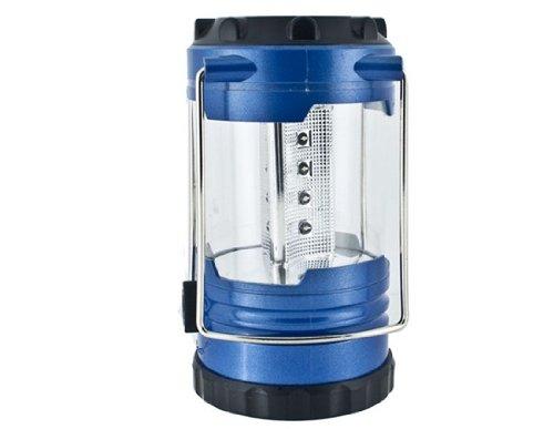 9789 1.5V 2W 12-LED White Light Portable Lamp Hand Lamp (Blue)