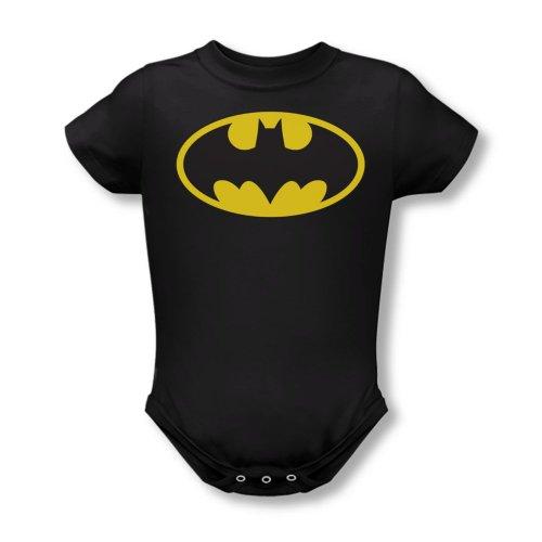 Infant: Batman – Classic Logo Infant Onesie Size 18 Mos
