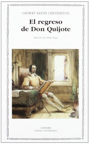 El Regreso De Don Quijote descarga pdf epub mobi fb2