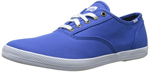 Keds Men's Champion Army Twill Fashion Sneaker, Blue, 12 M US (Keds Men Champion compare prices)