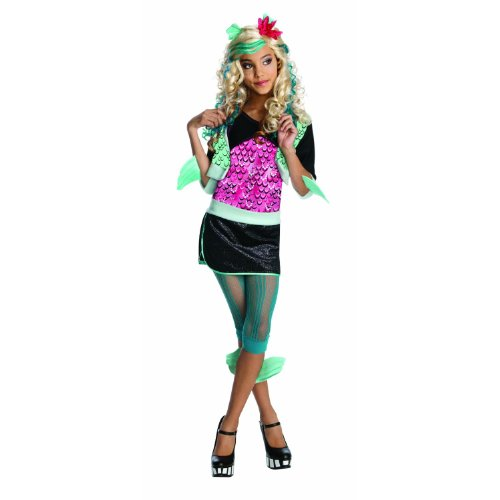 Monster High Lagoona Blue Costume -