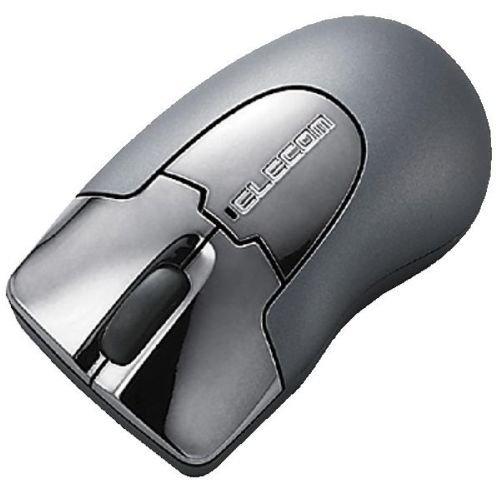 ELECOM マイクロレシーバワイヤレスレーザーマウス M-BGDLBK