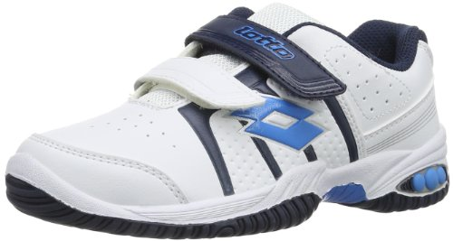 lotto-t-tour-iii-600-cl-s-chaussures-de-tennis-mixte-enfant-blanc-weiss-wht-aviator-27-eu