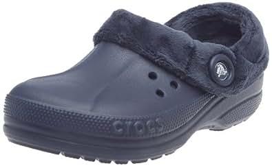 Crocs Blitzen Polar Clogs - Navy/Navy - Size 13