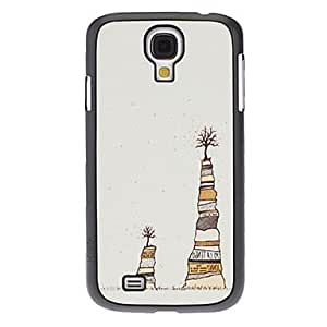 Little Tree Pattern Hard Case for Samsung Galaxy S4 I9500
