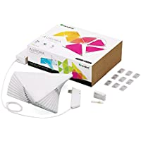 Nanoleaf NL22-0001TW-9PK Aurora Smarter Kit (White)