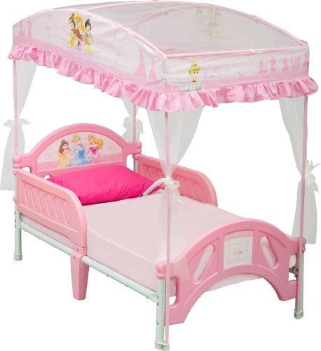 Disney Princess Toddler Bed 5694 front