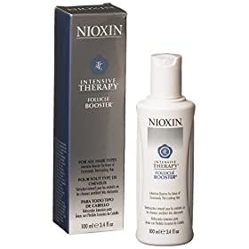 Nioxin  Intensive Therapy Follicle Booster, 3.4-Ounce Bottle