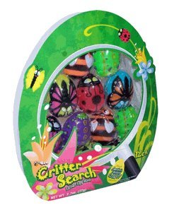 Critter Easter Eggs Filled with Candy