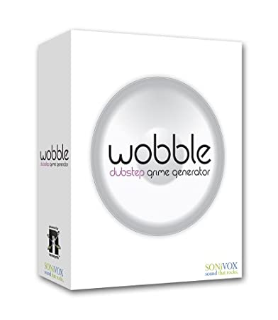Sonivox Wobble - Dubstep Grime Generator - Virtual Instrument Software