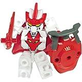 Tenkai Knights Ionix Tenkai Knights Mini Figure - Bravenwolf Tenkai Knight 10001